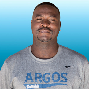 Image of Scottsdale Argos coach Nyles Outley