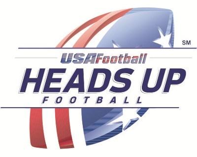 USA Football Heads Up Program Logo